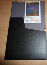 GAUNTLET 2 NES Nintendo Entertainment System nur Modul Guter Zustand