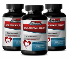 Boost Sexual Energy - Reduce Cholesterol 460mg - Cayenne Pepper Capsules 3B