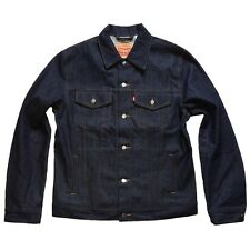 Levi's Type III Trucker Jacket Rigid Dry Denim 47024-0001 (L) BNWT
