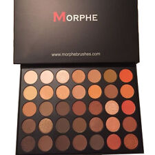 Brand New MORPHE BRUSHES 35O 350 EYESHADOW PALETTE SHADOW NATURE GLOW UK