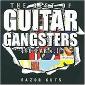 Guitar Gangsters - Razor Cuts (The Best of , 2008) NEW SEALED PUNK CD