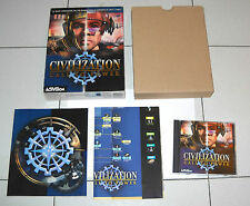 Gioco Pc Cd CIVILIZATION Call to power - Activison 1999 Box ITA PERFETTO