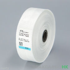 "Fiberglass Cloth Ribbon Tape E-glass 1"" Wide x 30 yd. Fiber Plain Weave Model"