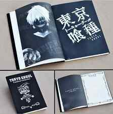 Tokyo Ghouls 65 Pages Notebook Diary Book Anime Rare Collection Souvenir 2016