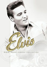 Elvis - Giftset (DVD, 2009, 4-Disc Set)