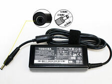 GENUINE TOSHIBA 19V3.42A V85 L25 L40 L30 L20 SATELITE LAPTOP ADAPTER CHARGER PSU