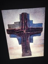 "John Mason ""Cross-form 1963"" Contemporary Art 35mm Glass Slide"