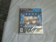 TV SuperStars (PlayStation 3, PS3) Brand New