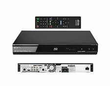 Multiregion Sony BDP-S360 Blu-Ray DVD Player FULL HD USB Bravia FREE HDMI INCLUD
