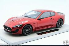 1/18th Top Marques Maserati Gran Turismo 100th Anniversary Magma Red, BBR, MR