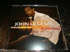 JOHN LEGEND rare radio only cd single GET LIFTED sampler free US shipping