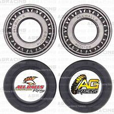 All Balls Rear Wheel Bearing & Seal Kit For Harley FXWG Wide Glide 1981 81