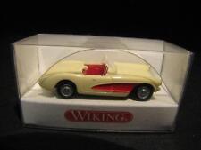 WIKING 8190124 Chevrolet Corvette Modell 1957 NEU&OVP X07-0134