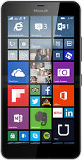 Nokia Lumia 640 XL GSM Unlocked Windows Smartphone-Black-Good