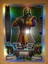 Force attax star wars série 4 Force Maître Nº 240 ziton moj Jimmie cards