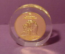 Walt Disney Pictures Golden Globe Beauty and the Beast Best Picture 1991 Award