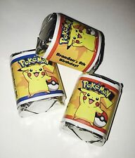 30 POKEMON PERSONALIZED HERSHEY's NUGGET WRAPPERS BIRTHDAY PARTY FAVORS