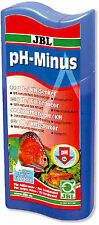 JBL pH Minus 250ml (pH reducer to lower pH water hardness soft water aquarium)