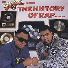 Various Artists: Awesome 2: History of Rap 1  Audio Cassette