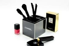 CHANEL VIP GIFT COSMETIC BOX MAKE UP ORGANIZER BRUSH HOLDER VANITY BOX