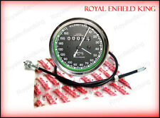 Smiths Speedo 0-160 KMPH With Royal Enfield Speedometer Cable