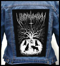 WOLVES IN THE THRONE ROOM --- Giant Backpatch Back Patch / Weakling Krallice