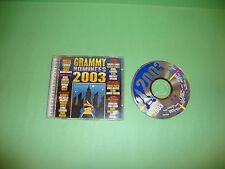 Grammy Nominees 2003 by Various Artists (CD, Feb-2003, Grammy)