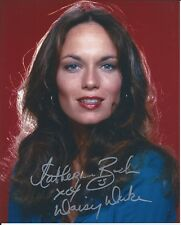 Catherine Bach The Dukes of Hazzard autographed 8x10 photo with COA by CHA