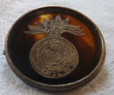 Military WW1 Royal Fusiliers Silver Sweetheart Brooch Badge (2454)