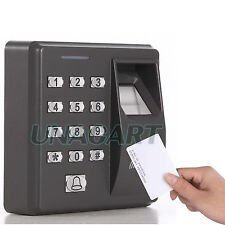 Biometric Fingerprint & 125KHz RFID ID Card Access Control Controller Machine