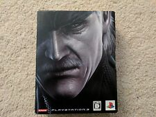 Metal Gear Solid 4 Guns of the Patriots Limited Edition Steelbook Japan Import