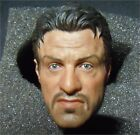 Custom 1/6 Barney Ross Head Sculpt Stallone