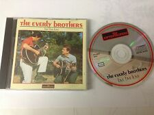 RARE EVERLY BROTHERS THE ENTERTAINERS BYE BYE LOVE 27 TRK NO BARCODE CD