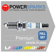 LEXUS IS200 2.0 03/99-02 / 06 1g-fe NGK LASER IRIDIUM SPARK PLUGS x 6 ifr6t11