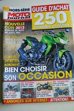 MOTO JOURNAL HS 3006 HORS-SERIE ★ GUIDE D'ACHAT OCCASIONS ★ 250 Modèles Ed. 2013