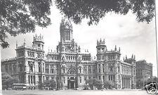 ANTIGUA POSTAL MADRID PALACIO DE COMUNICACIONES   MIRA MAS EN MI TIENDA  CDCP501