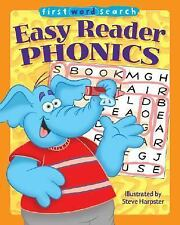 First Word Search: Easy Reader Phonics-ExLibrary