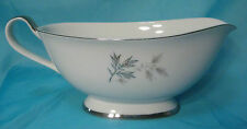 ARLEN Fine China - Silver Spray 1582 - Gravy Boat