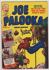 Joe Palooka #55 - Fine Condition!