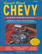 TUNING CHEVROLET 262 265 267 283 302 305 307 327 350 400 ENGINES FOR POWER BOOK
