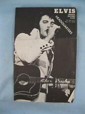 Elvis Presley Unique Record Club Headquarters Memphis Flash Mail In Flyer (O)