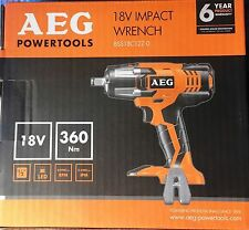 AEG BSS 18C 12Z-0  18 V ULTRA COMPACT IMPACT WRENCH BARE 360 Nm