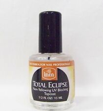 INM Total Eclipse UV Top Coat - Non Yellowing .5oz/15ml