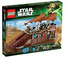 LEGO Star Wars Jabba's Sail Barge 2013 (75020)