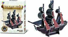 BLACK PEARL 3D PIRATE SHIP MODEL PUZZLE TOY CRAFT GIFT CHRISTMAS STOCKING FILLER