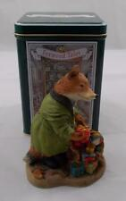 Villeroy & and Boch FOXWOOD TALES Winter Squire Fox A Little Surprise FT21