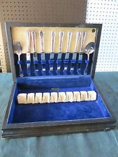 Antique W.M. Rogers Rogers Bros. Formal Silver-plate Silverware / Flatware Set