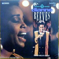 DIANNE REEVES Laserdisc Live The New Orleans Concert Rare LD