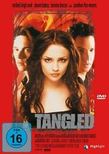 TANGLED (C)   DVD NEU  RACHAEL LEIGH COOK/SHAWN HATOSY/ESTELLA WARREN/+