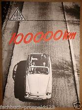 Lloyd  PROSPEKT 1955 100000KM LP LS LC LT LTK 600 OLDTIMER SAMMLER